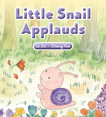 Little Snail Applauds